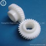 Engranaje plástico del engranaje OEM Inyección moldeada Mc Nylon Engranaje cónico
