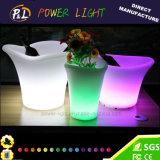 Blinkende LED Wein-Kühlvorrichtung der nachladbaren Stab-Möbel-