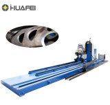 Le plasma CNC Machine de découpe du tuyau de biseautage pour le traitement de tuyau en acier