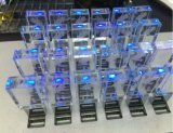 Crystal logo 3D Flash Flash USB Pen Drive 16Go à 32 Go