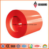 Gemaakt in de Met een laag bedekte Plaat van het Aluminium van China Kleur