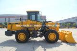 No. 1 Sinomach Gz937h 무거운 장비의 최신 판매 3 톤 바퀴 로더