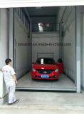 Hydraulisches 4 Pfosten-Selbsthöhenruder für das Auto-Anheben