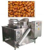 De halfautomatische Pinda's/Machine van de Frituurpan van de Aardnoot