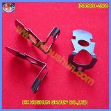 Grampo e contato do metal usados para o suporte da lâmpada (HS-LC-011)