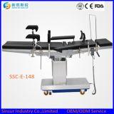 Base/vector eléctricos Radiolucent del sitio de operación del equipo quirúrgico de China