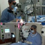 عينيّ يشغل مجهر [سم-2000ل] (يستطيع أتمّت أماميّ وجراحة شبكيّة زجاجيّة)