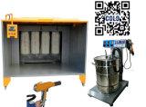 Nuova cabina di spruzzo manuale del rivestimento della polvere di rifinitura della superficie di metallo 2016