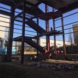 Prefabricado Industrial Estructura de acero de diseño arquitectónico Edificio Modular