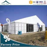 Design Large Trade Show Tent Big Exhibition Tent Solid ABS Panel WallsのモジュラーおよびMovable