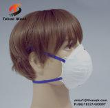 Masque protecteur non-tissé de forme de cuvette de sûreté antipoussière remplaçable