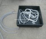 Caixa de bateria de gel enterrado subterrâneo à prova de água para luz solar de rua