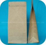 70g 100g 250g 500g de 1Kg 2Kg Envasado de Café Bolsa Bolsa de Café con válvula de la bolsa de plástico de la bolsa de Kraft