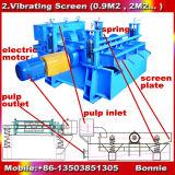 На экране Vibarting (серии ZSK) , фильтр машины