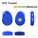 배수 EV-07W를 가진 방수 가장 새로운 3G 개인적인 GPS 추적자는 작용한다