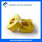 Het Draaien van het Carbide van het wolfram Tussenvoegsels in China worden gemaakt dat