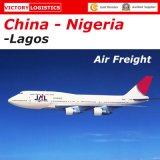 Serviços aéreos de carga da China para Lagos, Nigéria (Transporte Aéreo)