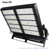 Buena calidad de 1000W de iluminación de alta potencia faro de la Cancha de tenis 140lm/W
