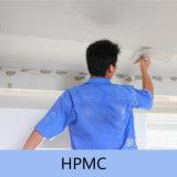 HPMC usado como masilla adhesiva de la pared de la capa de la capa superior del azulejo