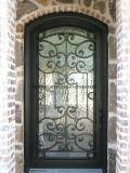 Design personnalisé de vente chaude Fenêtre Saisie de la conception des portes de métal