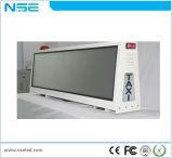 P3 alta risoluzione esterna LED che fa pubblicità allo schermo per la parte superiore del tassì