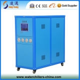 Refrigeratore raffreddato ad acqua per la macchina di plastica dell'iniezione