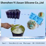 Caoutchouc de silicone RTV pour produits de la résine de moules de décisions