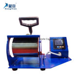 لطخة لون أفقيّ حرارة صحافة آلة لأنّ فنجان/إبريق طباعة