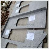 Controsoffitto bianco cinese del granito di G603 Pangdang per la cucina