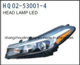 KIA K3 2016年のための自動車の付属品ヘッドランプ(LEDと)適合。 OEM: 92101-A7500/92102-A7500/92101-A7550/92102-A7550
