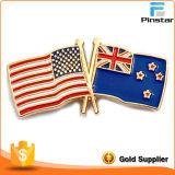 Comercio al por mayor Custom Bandera Nacional, la insignia de Venta Directa de Fábrica