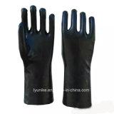 Химического водонепроницаемый жаропрочные перчатки из ПВХ