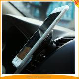 Caricatore senza fili magnetico dell'automobile del Qi con il supporto del supporto del cunicolo di ventilazione