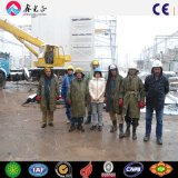 모잠비크에 가늘게 한 H Section Low Cost Steel Structure Workshop