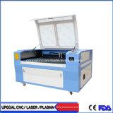Placa de titanio/OSB Junta cortadora y grabadora láser de CO2 con doble cabeza