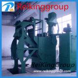 Alta pulizia di superficie seguita di Efficency della macchina d'acciaio di granigliatura