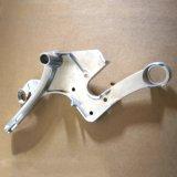 Precision CNC usinagem de metal de folha de aço inoxidável