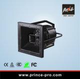 Leistungsfähiger einzelner Lautsprecher 15inch für im Freienerscheinen
