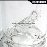 Труба Weed трубы водопровода барботера кальяна суверенства 60mm Stemline труб Hfy стеклянная куря куря