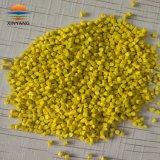Желтый PP пластиковые Masterbatch