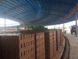 Estufa de túnel para o tijolo da argila que faz a planta
