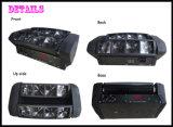 最も新しい8PCS 10W RGBW 4in1のクリー族LEDの小型くもライト