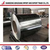 Bobinas de acero galvanizado de alta calidad Gi