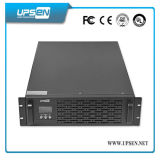 DSP Digital Control를 가진 Double 온라인 Conversion Rack Mount UPS