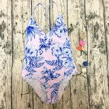 2018 Dame-neuer einteiliger Bikini