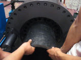 Machine hydraulique Km-91k de sertisseur de boyau