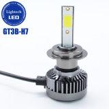 Lightech Gt3b de alta potencia H7, faros LED CAR KIT LED DE 12V a 24V Fácil de instalar