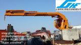 La flèche télescopique rotatif hydraulique complète navire Crane