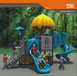 Kaiqi kleine Spielplatz der Schloss-Serien-im Freienkinder (KQ10036A)