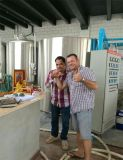 Bier, das Gerät neuen Bedingung-Ausgangsbierbrauen-Installationssatz bildet